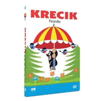 krecik-parasolka-dvd